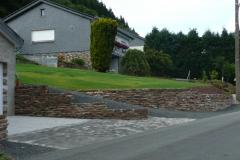 Trockenmauerbau 1
